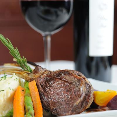 Maridaje del vino con carnes